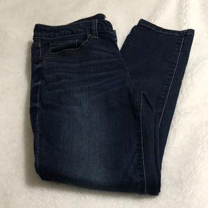 Women's Sonoma Petite 8 Short Skinny Jeans